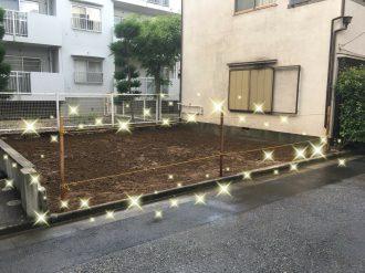 川口市芝富士の解体工事を行いました。