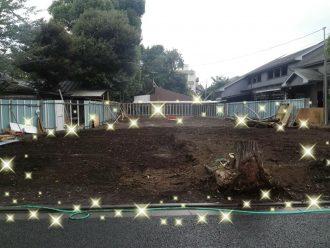 目黒区祐天寺の解体工事を行いました。