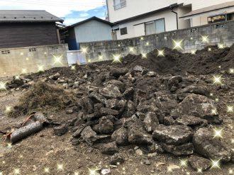 福生市熊川の解体工事を行いました。
