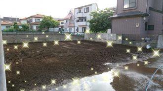 所沢市西狭山ヶ丘の解体工事を行いました。