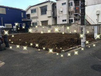練馬区桜台の解体工事を行いました。