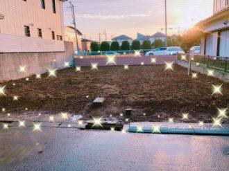 越谷市宮本町の解体工事を行いました。