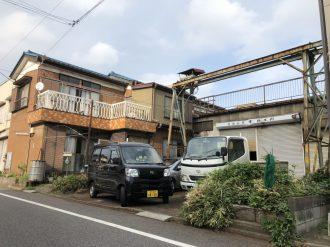 川口市幸町の解体工事を行いました。