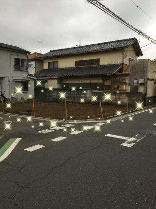 三芳町北永井の解体工事を行いました。