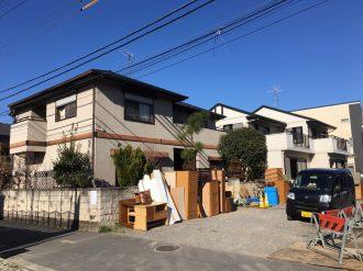 江戸川区篠崎町の解体工事を行いました。