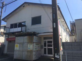 八潮市鶴ケ曽根の解体工事を行いました。