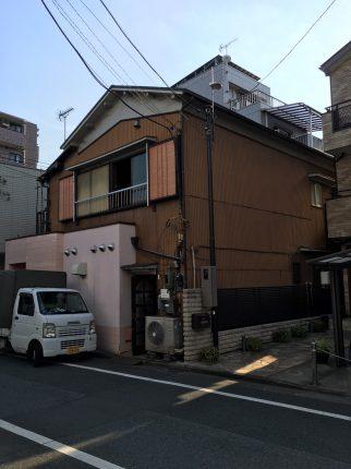 大田区羽田の解体工事を行いました。