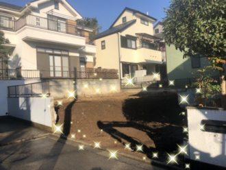 所沢市久米の解体工事を行いました。