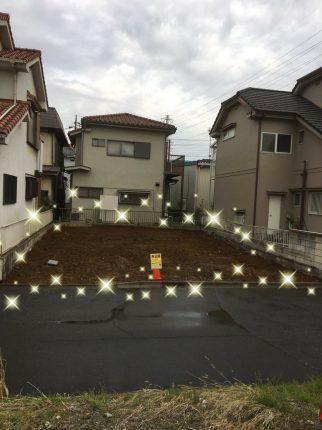 八潮市緑町の解体工事を行いました。