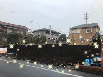 日野市多摩平の解体工事を行いました。