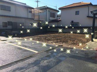 川越市旭町の解体工事を行いました。