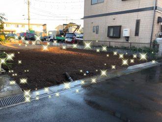 志木市中宗岡の解体工事を行いました。