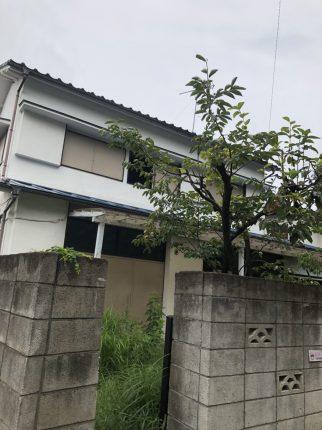 日野市平山の解体工事を行いました。