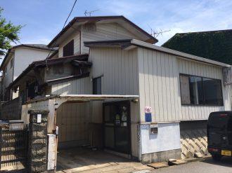 松戸市串崎南町の解体工事を行いました。