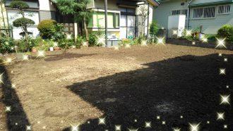 川越市吉田の解体工事を行いました。