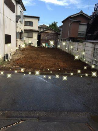 千葉市稲毛区稲毛台町の解体工事を行いました。