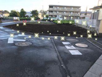 入間市上藤沢の解体工事を行いました。