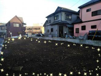 坂戸市八幡の解体工事を行いました。
