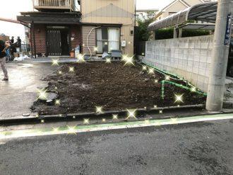 朝霞市溝沼の解体工事を行いました。