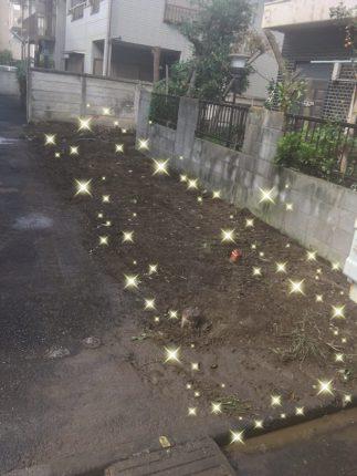 江戸川区西小岩の解体工事を行いました。