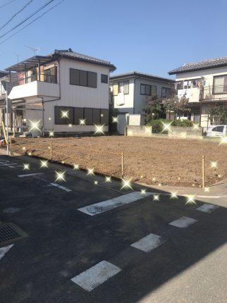 鴻巣市堤町の解体工事を行いました。