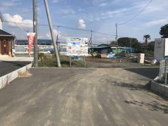 川越市石田の解体工事を行いました。