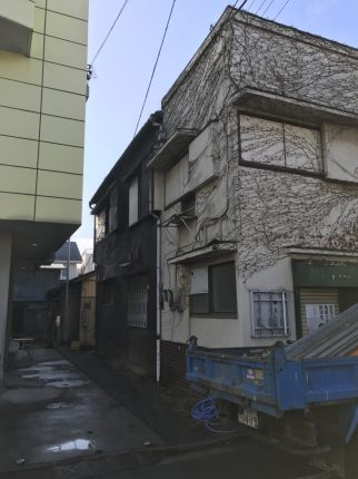 川越市中原町の解体工事を行いました。