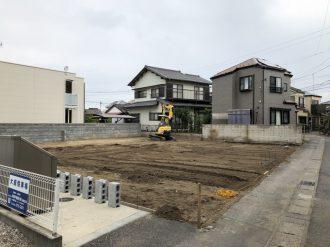 千葉市花見川区幕張の解体工事を行いました。