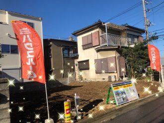 川越市山田の解体工事を行いました。