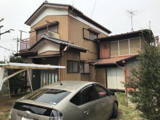 久喜市栗橋東の解体工事を行いました。