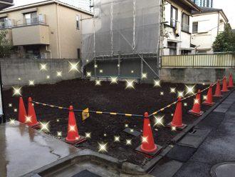 品川区大崎の解体工事を行いました。