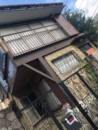 世田谷区代田の解体工事を行いました。