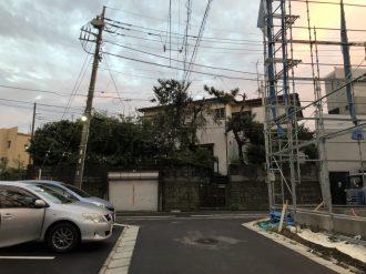 板橋区赤塚の解体工事を行いました。