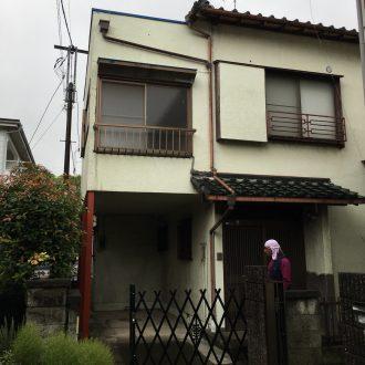 吉川市中曽根の解体工事を行いました。