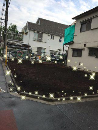 武蔵野市境南町の解体工事を行いました。