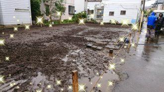 東久留米市中央町の解体工事を行いました。