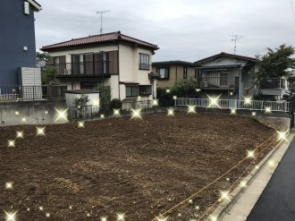 町田市金井町の解体工事を行いました。