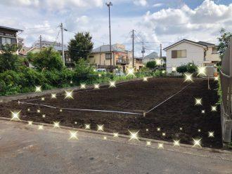 武蔵野市境の解体工事を行いました。