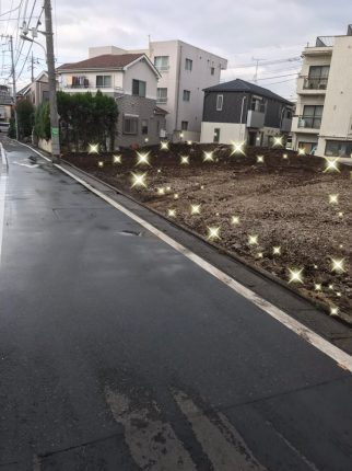 練馬区富士見台の解体工事を行いました。