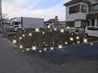 草加市手代町の解体工事を行いました。