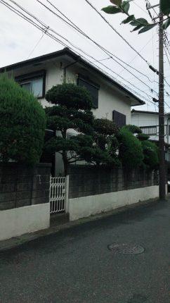 千葉市若葉区千城台北の解体工事を行いました。