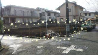 西東京市芝久保町の解体工事を行いました。