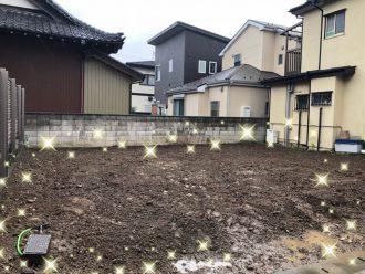 三郷市鷹野の解体工事を行いました。