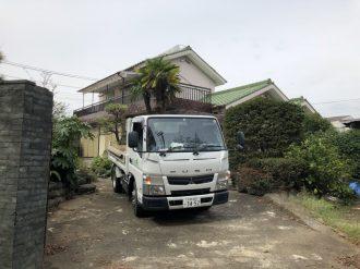 江戸川区西一之江の解体工事を行いました。