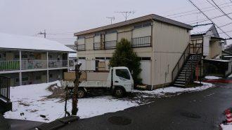 東松山市松本町の解体工事を行いました。