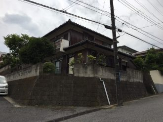 千葉市若葉区桜木北の解体工事を行いました。