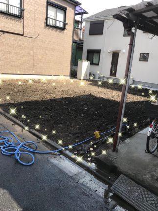 江戸川区鹿骨の解体工事を行いました。