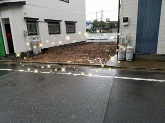 江戸川区上篠崎の解体工事を行いました。