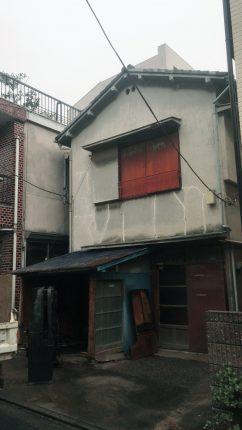足立区弘道の解体工事を行いました。