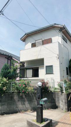 横浜市青葉区梅ヶ丘の解体工事を行いました。